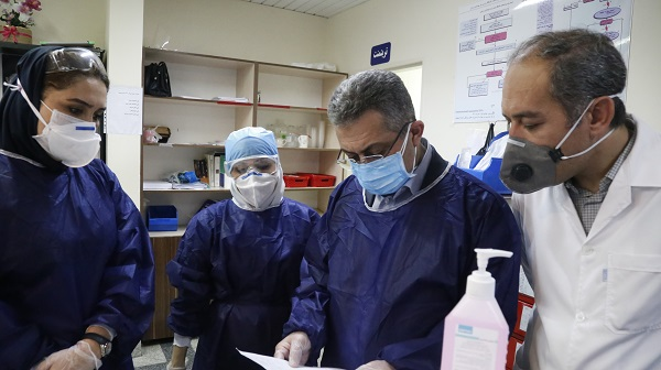 افزایش۱۰هزار پرستار و پزشک به کادر درمانی کشور
